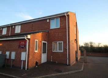 Thumbnail 2 bed end terrace house to rent in Templars Way, South Witham, Grantham