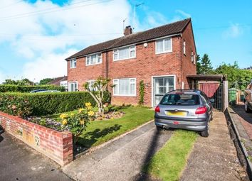 Thumbnail 3 bedroom semi-detached house for sale in Icknield Way, Luton, Bedfordshire, Icknield