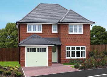 Thumbnail 4 bed detached house for sale in Stockley Grange, Stockley Lane, Calne, Wiltshire