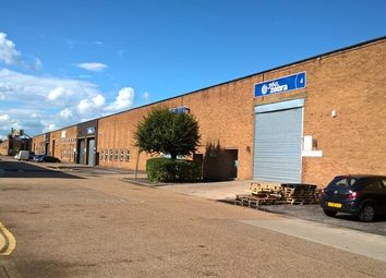 Thumbnail Light industrial to let in Units 11 & 12, International Trading Estate, Trident Way, Southall, Middlesex