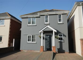 Thumbnail 4 bed detached house for sale in Station Road, Kirby Cross, Frinton-On-Sea