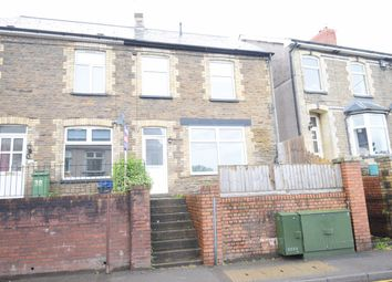 Thumbnail 2 bed end terrace house for sale in Richmond Road, Pontnewydd, Cwmbran