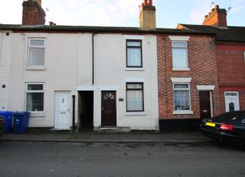 Thumbnail 1 bed terraced house for sale in Long Street, Stapenhill, Burton-On-Trent