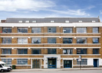 Thumbnail 3 bed flat to rent in City Bridge House, 235-245, Goswell Road