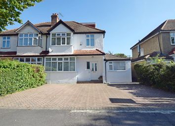 Thumbnail 5 bed semi-detached house for sale in Elm Way, Worcester Park