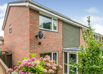 Thumbnail 3 bed end terrace house for sale in Woodleigh Road, Newton Abbot