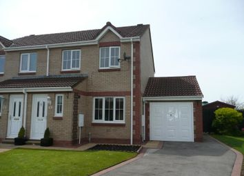 Thumbnail 3 bed semi-detached house for sale in Ashley Way, Egremont