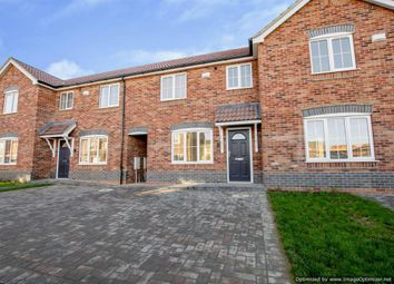 Thumbnail 3 bed town house for sale in Bilberry Close, Scunthorpe