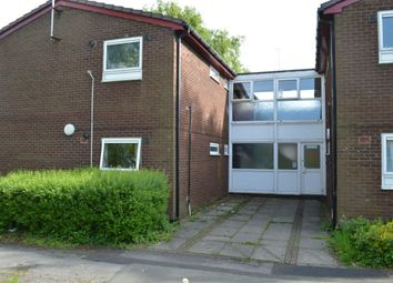 Thumbnail 1 bed flat for sale in Dunmow Court, Offerton, Stockport