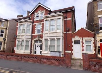 Thumbnail 1 bedroom flat for sale in Alexandra Road, Blackpool, Lancashire