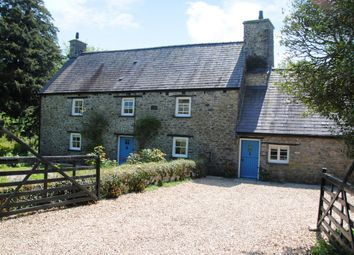 Thumbnail 5 bed detached house for sale in Cwmdu, Llandeilo