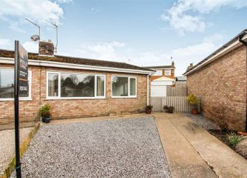 Thumbnail 2 bed semi-detached bungalow for sale in Woodland Rise, Driffield