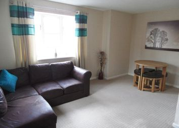 Thumbnail 2 bed flat to rent in Flamborough Close, Woodston, Peterborough