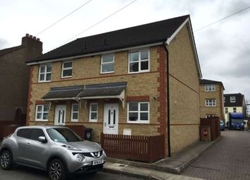 Thumbnail 2 bed semi-detached house to rent in Little Queen Street, Dartford