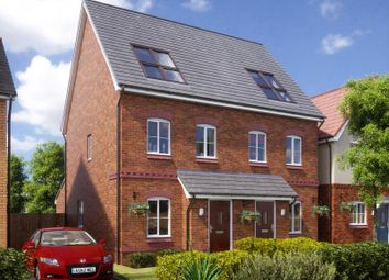 Thumbnail 3 bedroom semi-detached house to rent in Pullman Grove, Worsley