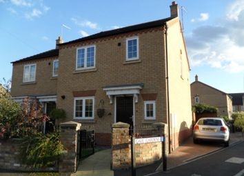 Thumbnail 3 bedroom semi-detached house to rent in Delph Street, Whittlesey