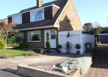 Thumbnail 3 bed semi-detached house to rent in Gascoigne Road, Barwick In Elmet, Leeds