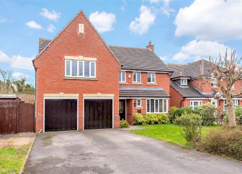 Thumbnail 5 bed detached house for sale in Beresford Drive, Sudbrooke, Lincoln