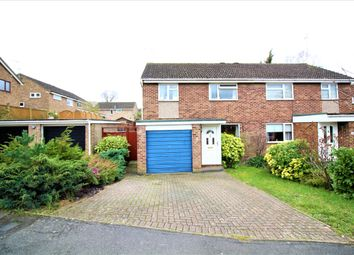 Thumbnail 3 bed semi-detached house to rent in Yaverland Drive, Bagshot
