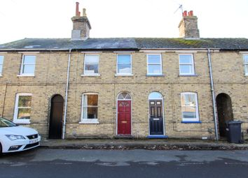 3 bed terraced house for sale in Montagu Road, Huntingdon, Cambridgeshire PE29