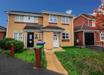 Thumbnail 2 bed semi-detached house for sale in Newmarsh Road, Thamesmead, London