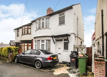 3 bed semi-detached house for sale in Kingston Road, Luton LU2