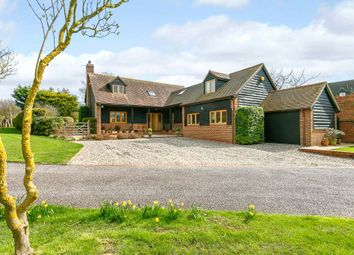 Thumbnail 5 bedroom detached house for sale in Ginge Road, West Hendred, Wantage