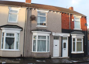 Thumbnail 3 bed terraced house for sale in 34 Edward Street, North Ormesby, Middlesbrough, Cleveland