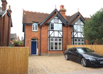 Thumbnail 3 bed semi-detached house for sale in Furze Platt Road, Maidenhead