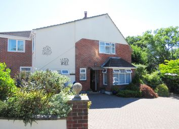 Thumbnail 4 bed detached house for sale in Riverside Road, Blandford Forum