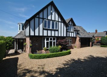 Thumbnail 4 bed detached house for sale in Birchdale Road, Appleton, Warrington