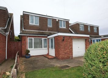 Thumbnail 3 bed detached house for sale in Waby Close, Grimsby