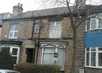 Thumbnail 3 bed terraced house to rent in Tylney Road, Norfolk Park, Sheffield