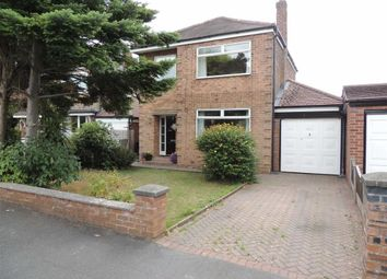 Thumbnail 3 bed detached house for sale in Denison Road, Hazel Grove, Stockport