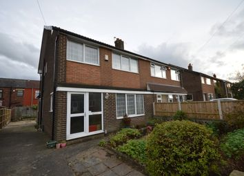 Thumbnail 3 bed semi-detached house for sale in Fearnley Drive, Ossett