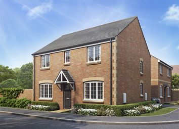 "Thumbnail 3 bed detached house for sale in ""The Chedworth"" at Bedford Road, Houghton Regis, Dunstable"