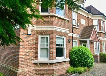 Thumbnail 2 bed flat to rent in Hill Rise Court, Park Rise Close, Leatherhead, Surrey