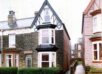 Thumbnail 3 bed end terrace house for sale in Rockley Road, Hillsborough, Sheffield