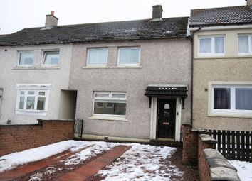 2 bed terraced house for sale in Carvale Avenue, Shotts ML7