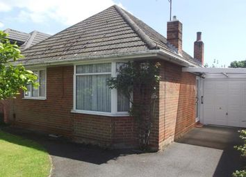 Thumbnail 2 bed bungalow for sale in Southampton, Hampshire, .