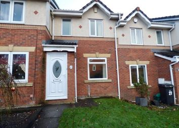 Thumbnail 2 bed terraced house for sale in Heron Drive, Carlisle