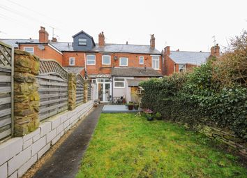 Thumbnail 3 bed terraced house for sale in Chatsworth Road, Chesterfield