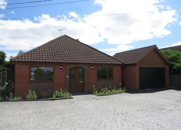 Thumbnail 4 bed detached bungalow for sale in The Green, Ashbocking, Ipswich