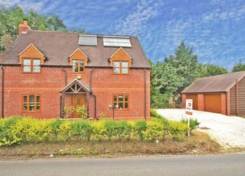 Thumbnail 4 bed detached house to rent in Shrawley, Worcester