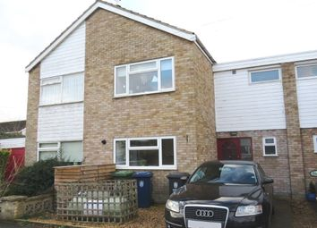 Thumbnail 3 bed terraced house for sale in Willmott Road, Bassingbourn, Royston