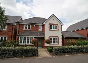 Thumbnail 4 bed property for sale in Holmes Chapel Road, Somerford, Congleton