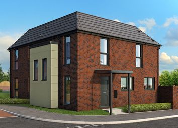 "Thumbnail 3 bed property for sale in ""The Denver"" at Campsall Road, Askern, Doncaster"