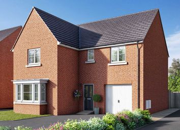 "Thumbnail 4 bed detached house for sale in ""The Grainger"" at Spellowgate, Driffield"