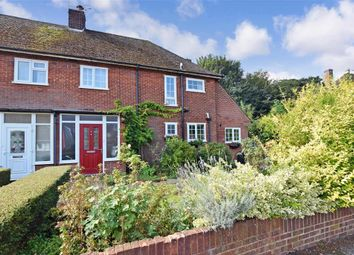 Thumbnail 3 bed semi-detached house for sale in Vicarage Close, Halling, Kent