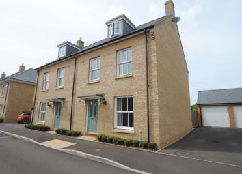 Thumbnail 4 bed town house for sale in Fern Road, Langport